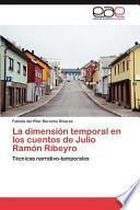 Libro de La Dimensión Temporal En Los Cuentos De Julio Ramón Ribeyro