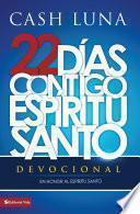 Libro de Contigo, Espíritu Santo