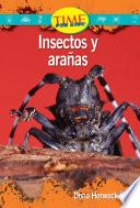 Libro de Insectos Y Arañas (insects And Spiders)