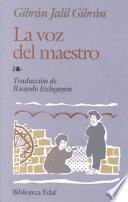 Libro de La Voz Del Maestro