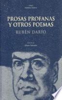Libro de Prosas Profanas Y Otros Poemas