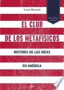Libro de El Club De Los Metafísicos