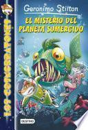 Libro de El Misterio Del Planeta Sumergido
