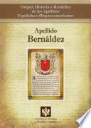Libro de Apellido Bernáldez
