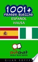 Libro de 1001+ Frases Básicas Español   Hausa