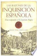 Libro de Las Razones De La Inquisición Española