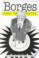 Libro de Borges Para Principiantes