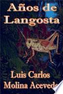 Libro de Años De Langosta