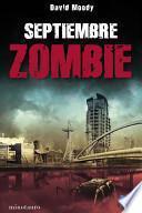 Libro de Septiembre Zombie