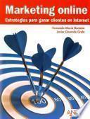 Libro de Marketing Online.estrategias Para Ganar Clientes En Internet
