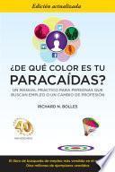 Libro de ¿de Qué Color Es Tu Paracaídas?