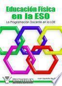 Libro de Educación Física En La E.s.o.