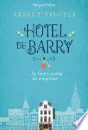 Libro de Hotel Du Barry