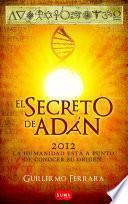 Libro de El Secreto De Adán