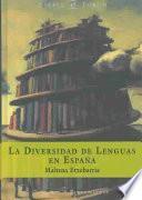 Libro de La Diversidad De Lenguas En España
