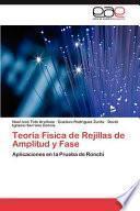 Libro de Teoría Física De Rejillas De Amplitud Y Fase