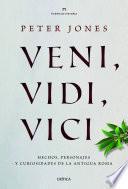 Libro de Veni, Vidi, Vici