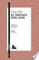Libro de El Tartufo / Don Juan