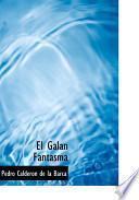 Libro de El Galan Fantasma
