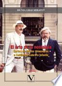 Libro de El Arte De La Nostalgia. Cartas De Néstor Almendros A Guillermo Cabrera Infante