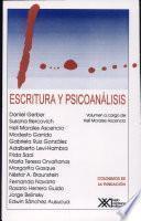 Libro de Escritura Y Psicoanálisis