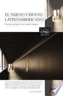 Libro de El Nuevo Cuento Latinoamericano Contemporaneo