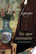 Libro de El Club Bastion. Un Amor Sorprendente