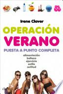 Libro de Operación Verano
