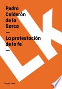 Libro de La Protestación De La Fe