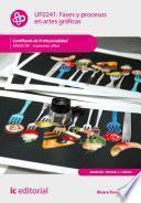 Libro de Fases Y Procesos En Artes Gráficas. Argi0109