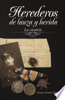 Libro de Herederos De Lanza Y Herida