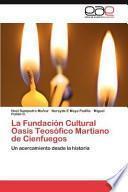Libro de La Fundación Cultural Oasis Teosófico Martiano De Cienfuegos