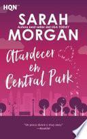 Libro de Atardecer En Central Park