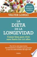 Libro de La Dieta De La Longevidad