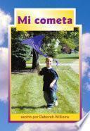 Libro de Mi Cometa
