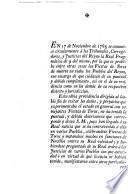 Libro de En 17 De Noviembre De 1785 Se Comunicó Circularmente á Los Tribunales, Corregidores, Y Justicias Del Reyno La Real Pragmática De 9 Del Mismo, Por La Que Se Prohibe Entre Otras Cosas Las Fiestas De Tor