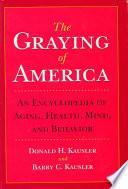 Libro de The Graying Of America