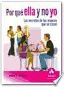 Libro de Por QuÉ Ella Y No Yo