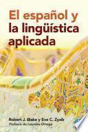 Libro de El Espanol Y La Linguistica Aplicada