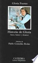 Libro de Historia De Gloria