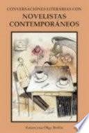 Libro de Conversaciones Literarias Con Novelistas Contemporáneos