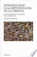 Libro de Introducción A La Metodología De La Ciencia