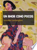 Libro de Un Amor Como Pocos