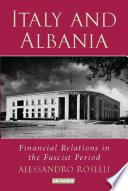 Libro de Italy And Albania