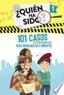 Libro de 101 Casos Extraordinarios Para Resolver En 5 Minutos (¿quién Ha Sido? 1)