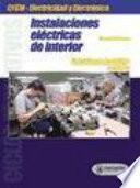Libro de Instalaciones Eléctricas De Interior