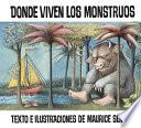 Libro de Where The Wild Things Are (spanish Edition)