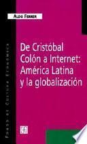 Libro de De Cristóbal Colón A Internet