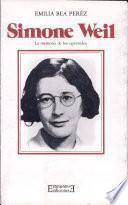 Libro de Simone Weil