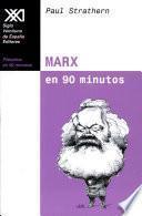 Libro de Marx En 90 Minutos